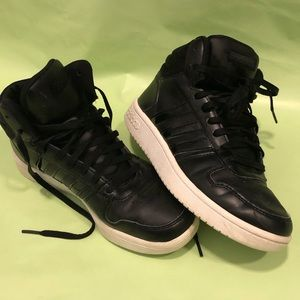 Women's ADIDAS HOOPS 2.0 MID Basketball Shoes